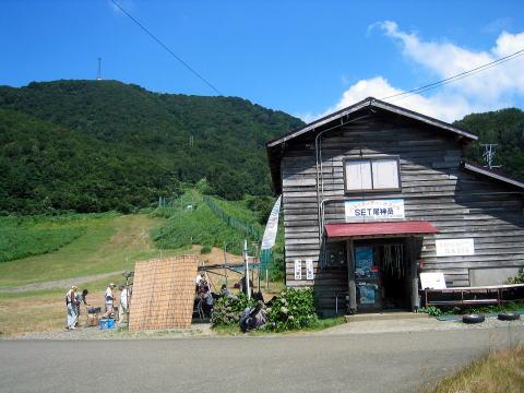 上越尾神岳パラグライダースクール