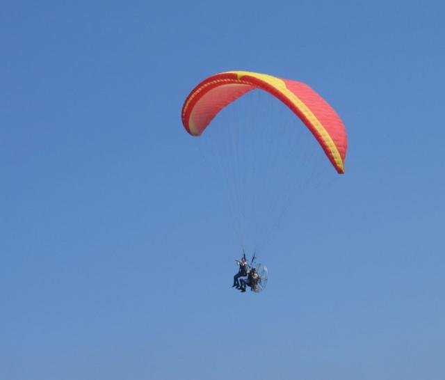 ウイングビート モーターパラグライダースクール
