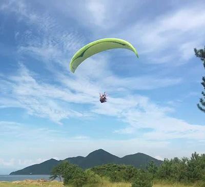 ローカス琵琶湖 Flying Adventure